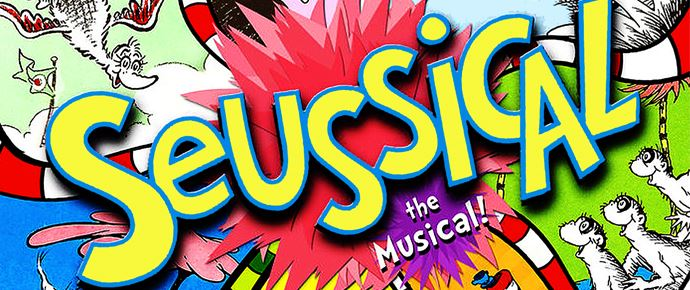 Seussical the Musical in Memorial Park