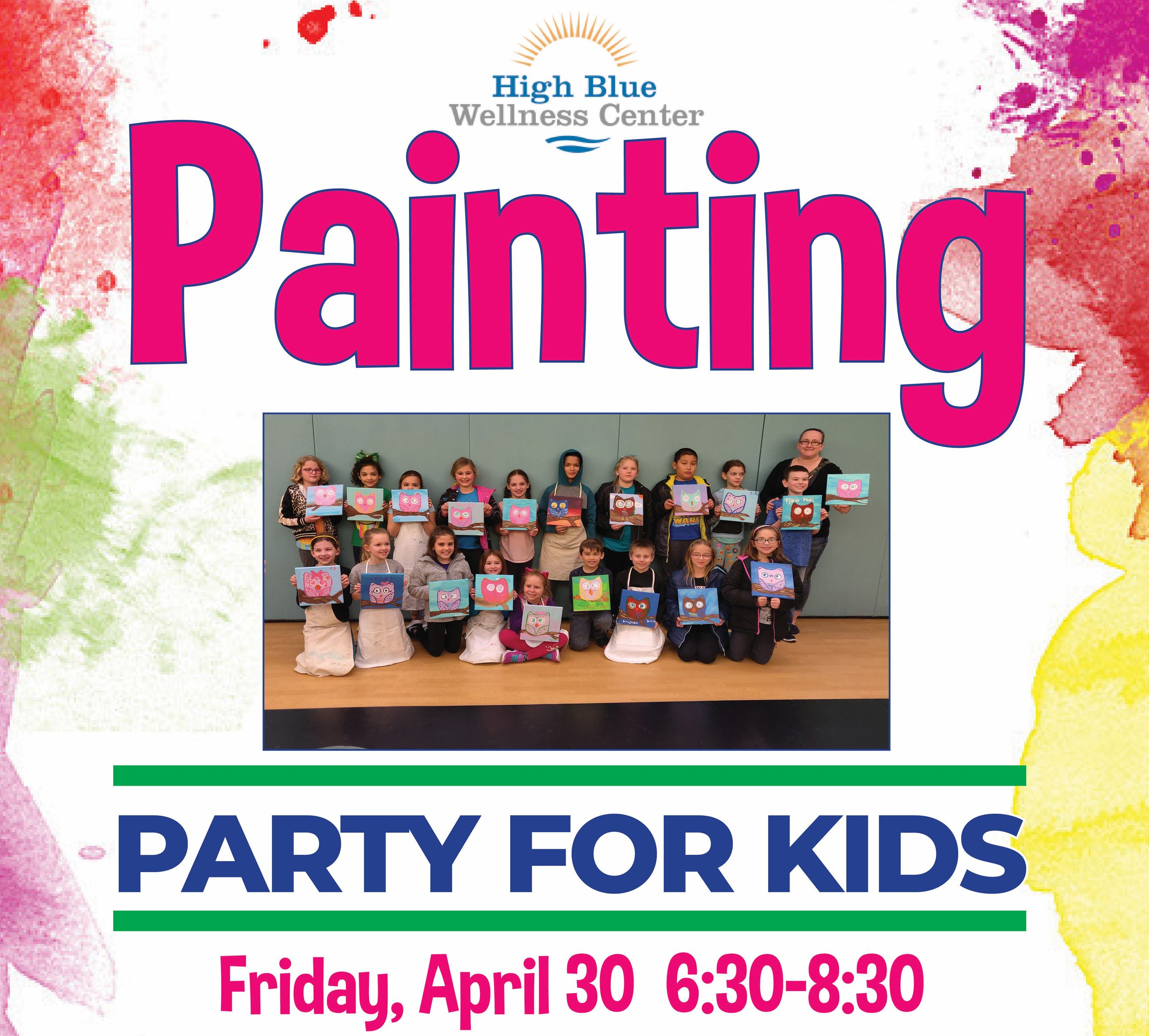 Paint party April 2021 copy