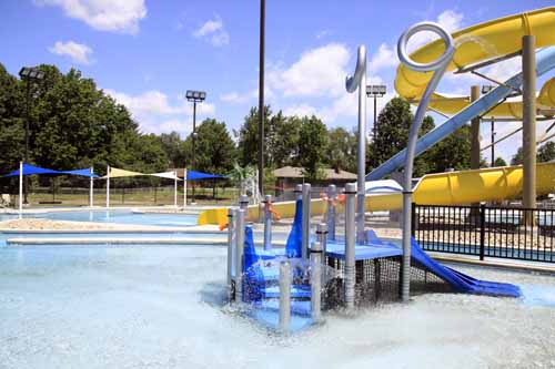 Water Park Features